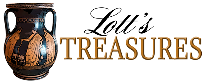 Lott's Treasures Estate Sales Company Logo